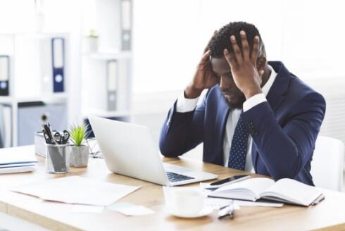 Women In Stress Image